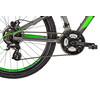 Cube Kid 240 Disc - Vélo enfant - gris/vert